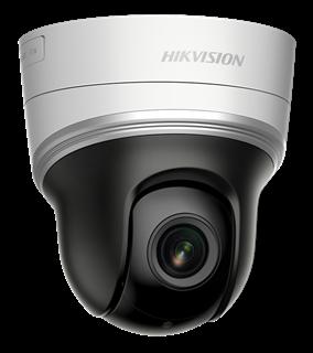 Hikvision PTZ camera's